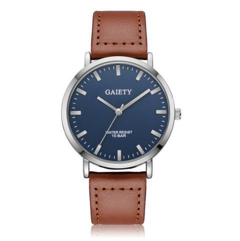 Best GAIETY G494 Men's Business Casual Watch