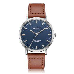GAIETY G494 Men's Business Casual Watch -