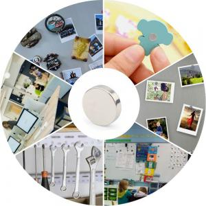 Round Cylinder Magnets 8X3 Mm  Multi-Use for Fridge Door Whiteboard Magnetic Map Bulletin Boards Refrigerators 35 Pcs -