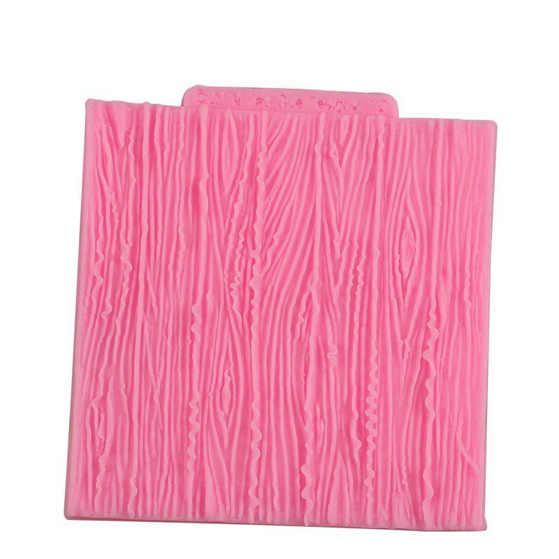 Discount Facemile Tree Bark Line Texture Stripe Fondant Cake Mold Silicone Cake Lace Broder Mold For Kitchen Baking Decoration Tool