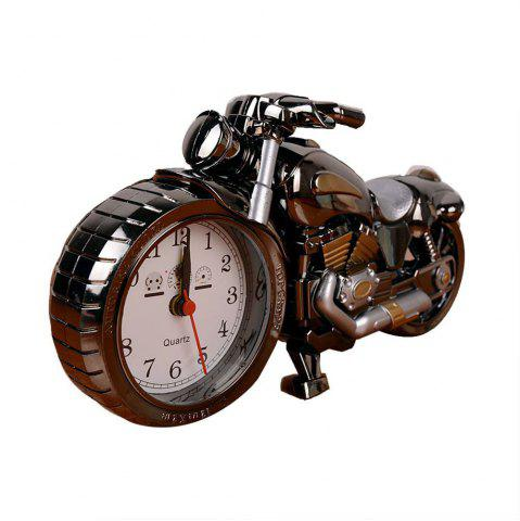 Sale Atong Gold Motorcycle Alarm Clock for Children