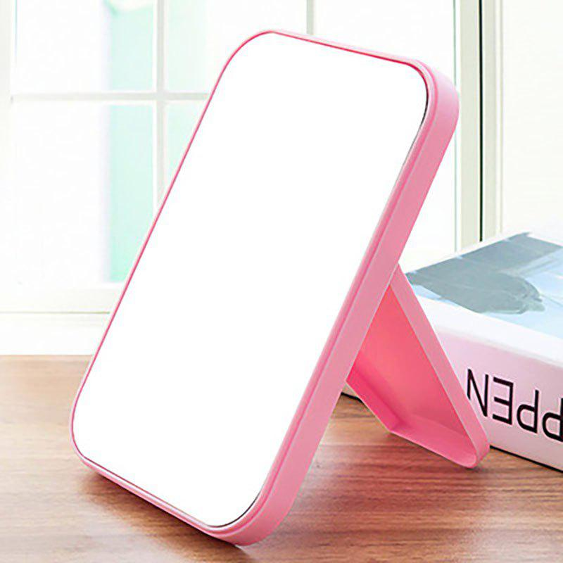 Best DIHE Cosmetic Make Up Mirror Table Model Square Fold
