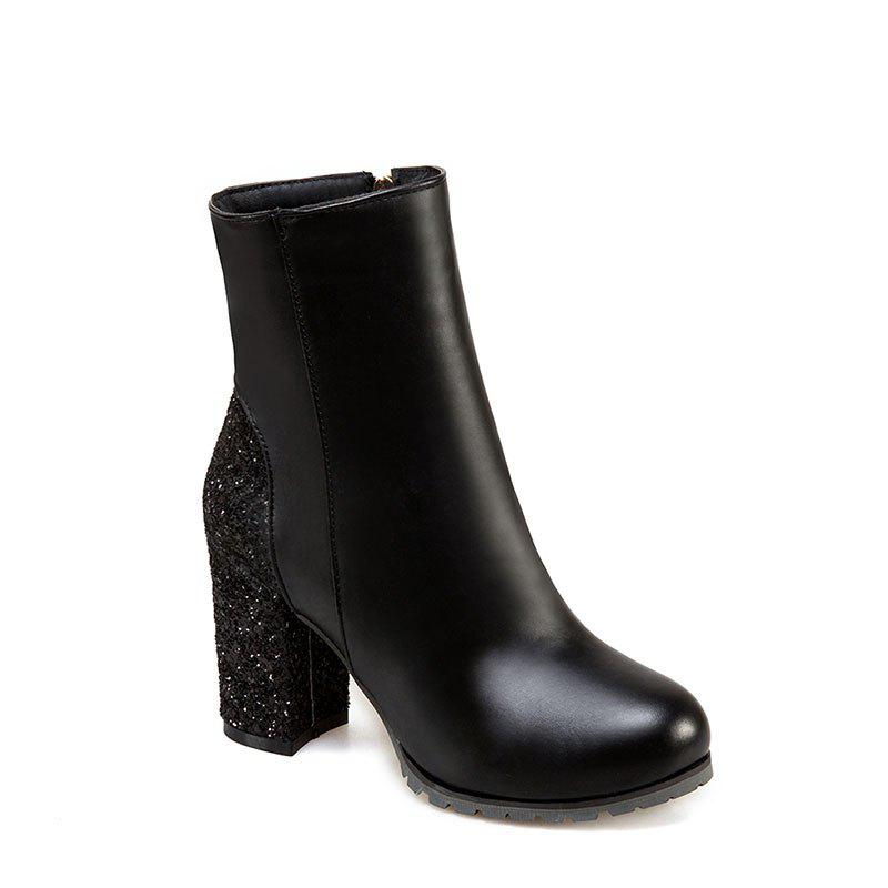 Unique New Style High Heeled Boots Fashion Ladies' Boots