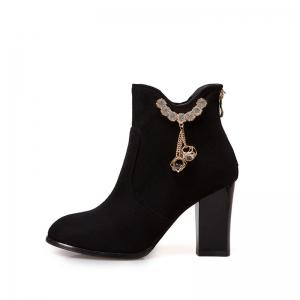 High-Heeled Spiky and Stylish Women'S Boots -