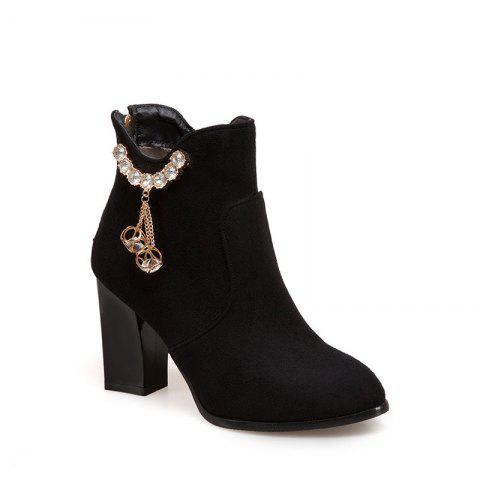 Affordable High-Heeled Spiky and Stylish Women'S Boots