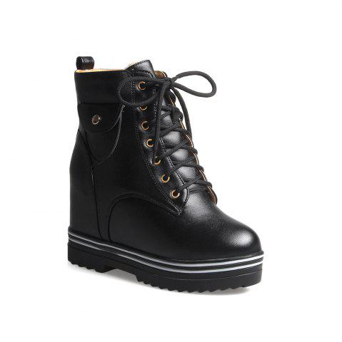 Shop Winter Fashion Hot Frenes High Snow Boots