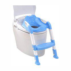 Baby toilet ladder folding toilet -