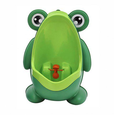 Fashion Big mouth wow baby standing toiletMY0800-green