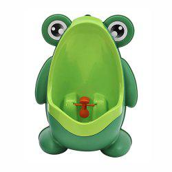 Big mouth wow baby standing toiletMY0800-green -