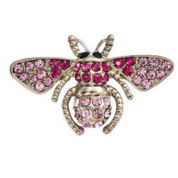 Insect Bee Brooches Pines Metalicos Pins Metal Insect Brooche Banquet Broche Gift -