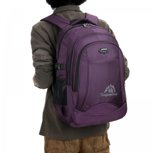 Simple Business Casual Laptop Backpack -