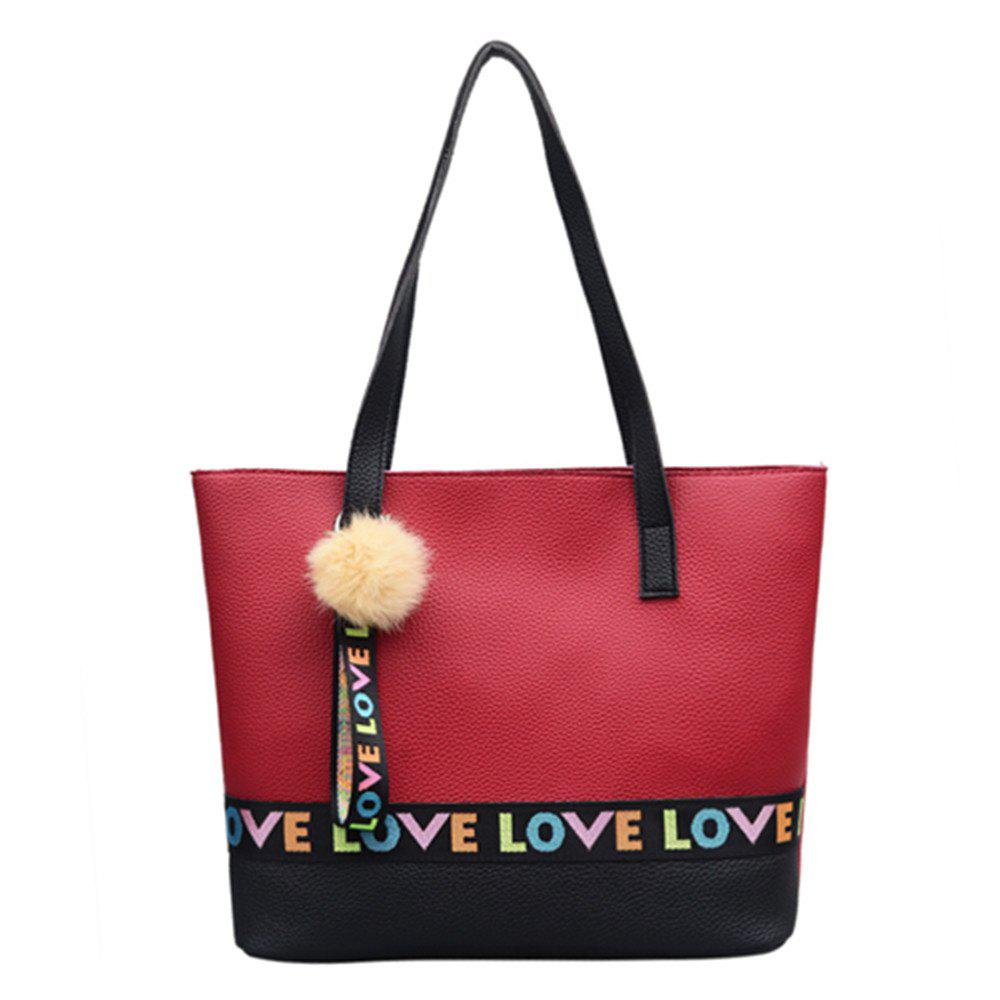 Online New Tote Bag Simple High-capacity Shoulder Bag Handbag