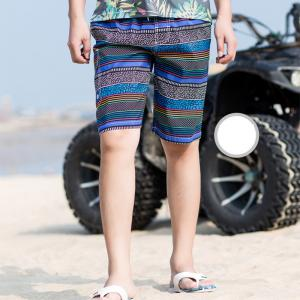 Beach Pants Daily Casual Shorts Five-point trousers Hot Spring Pants Beach Pants -
