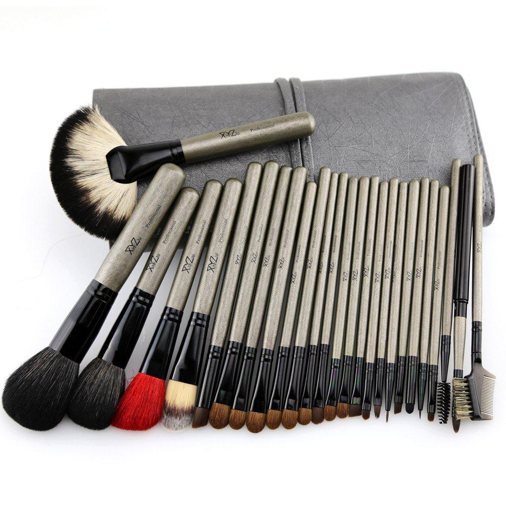 Shops 26PCS Professional Personal MakeUp Brush with Animal Hair