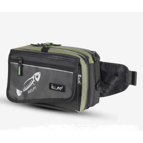 Shops Ilure HELP Waist Fishing Bag