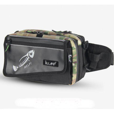 Sale Ilure HELP Waist Fishing Bag