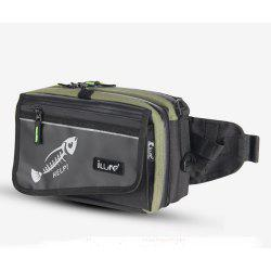 Ilure HELP Waist Fishing Bag -