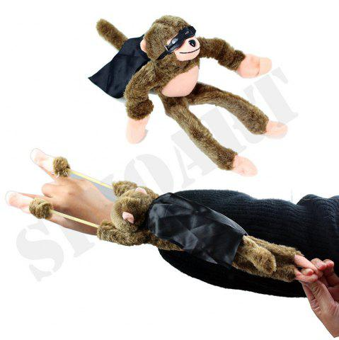 Discount Cute Small Flying Screaming  Slingshot Plush Animal Gift Toys New