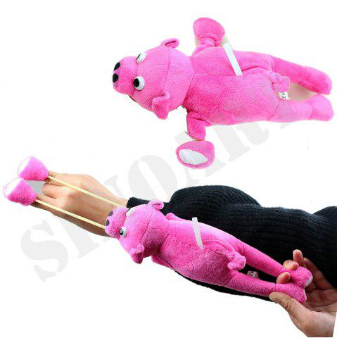 Cheap Cute Small Flying Screaming  Slingshot Plush Animal Gift Toys New