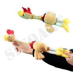 Cute Small Flying Screaming  Slingshot Plush Animal Gift Toys New -