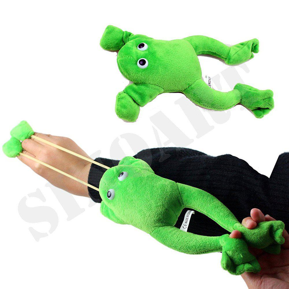 Latest Cute Small Flying Screaming  Slingshot Plush Animal Gift Toys New