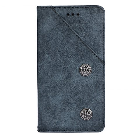 Hot Retro Grain PU Leather Case for Elephone P8