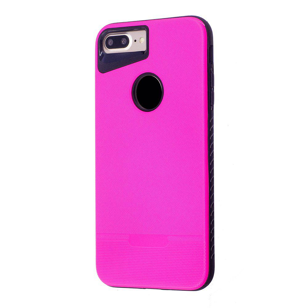 Best Cloth Painting 2 In 1 Soft Protector Phone Case for iPhone 8 Plus