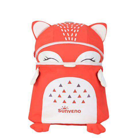 Hot New SUNVENO Toddler Baby Harness Backpack Cute Backpack Fashion Children Backpacks 3D Animal Prints mochila High Qu