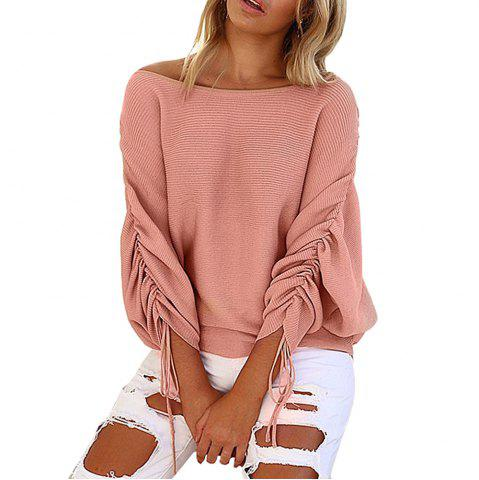 Shop Off Shoulder Casual Sweater