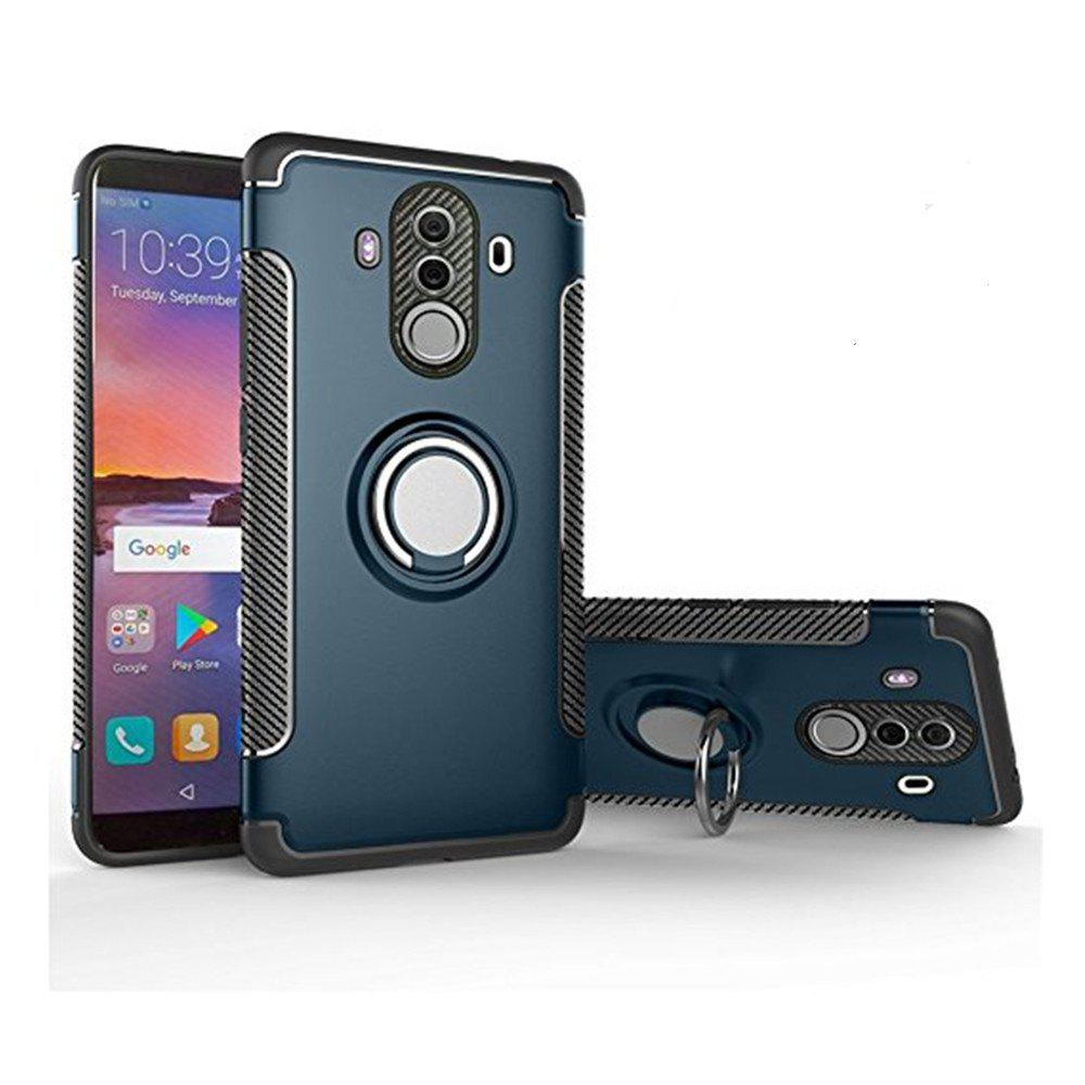 Buy 2 in 1 Shockproof 360 Degree Rotating Ring Stand with Case for Huawei Mate10 pro