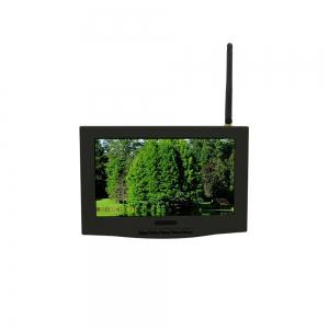 Lieber 7 inch LCD FPV Monitor Built-in 5.8G 40CH Single Wireless Receiver -