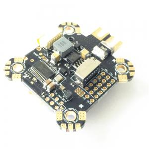 30.5X30.5MM  F4 Pro Corner Flight Controller AIO OSD PDB BEC Current Sensor and LC Filter -