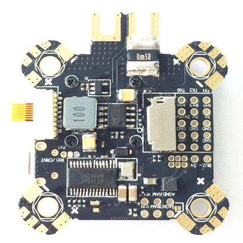 Fancy 30.5X30.5MM  F4 Pro Corner Flight Controller AIO OSD PDB BEC Current Sensor and LC Filter