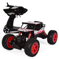 4x4 Double Motors Bigfoot Car Remote Control Model Off-Road Vehicle Toy -