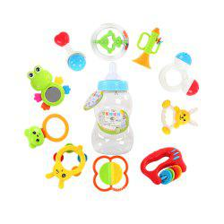 Feeding Bottle and A Set of Ten Baby Hand Bell -