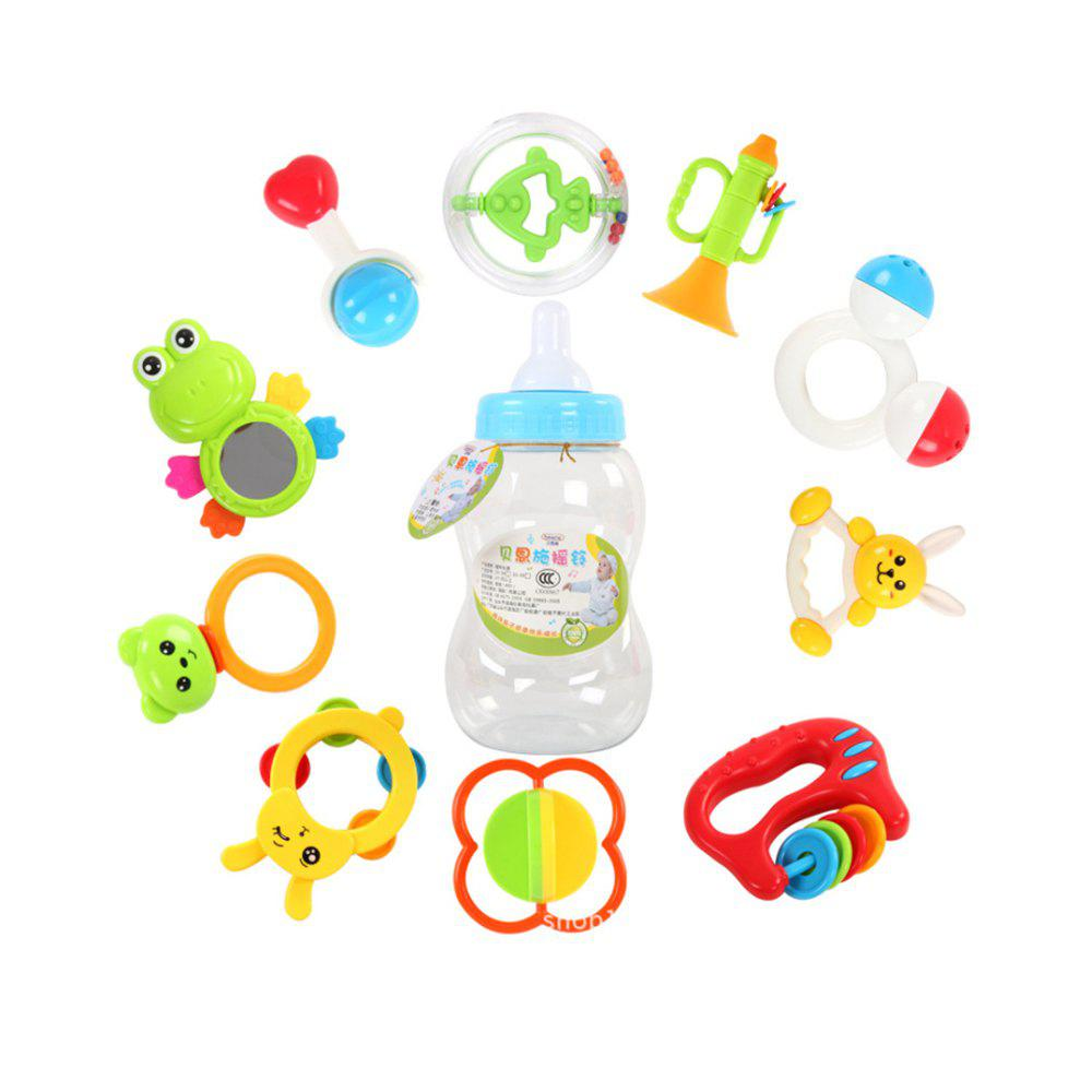 Sale Feeding Bottle and A Set of Ten Baby Hand Bell