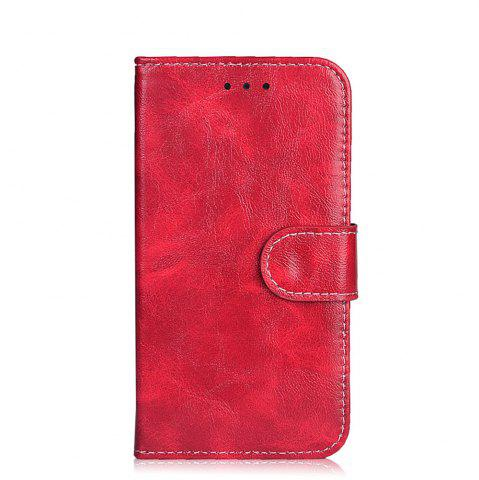 New Leather Cover for Asus ZB452KG Wallet Magnetic Cover for Asus Zenfone Go ZB452KG Filp Protective Phone Bags