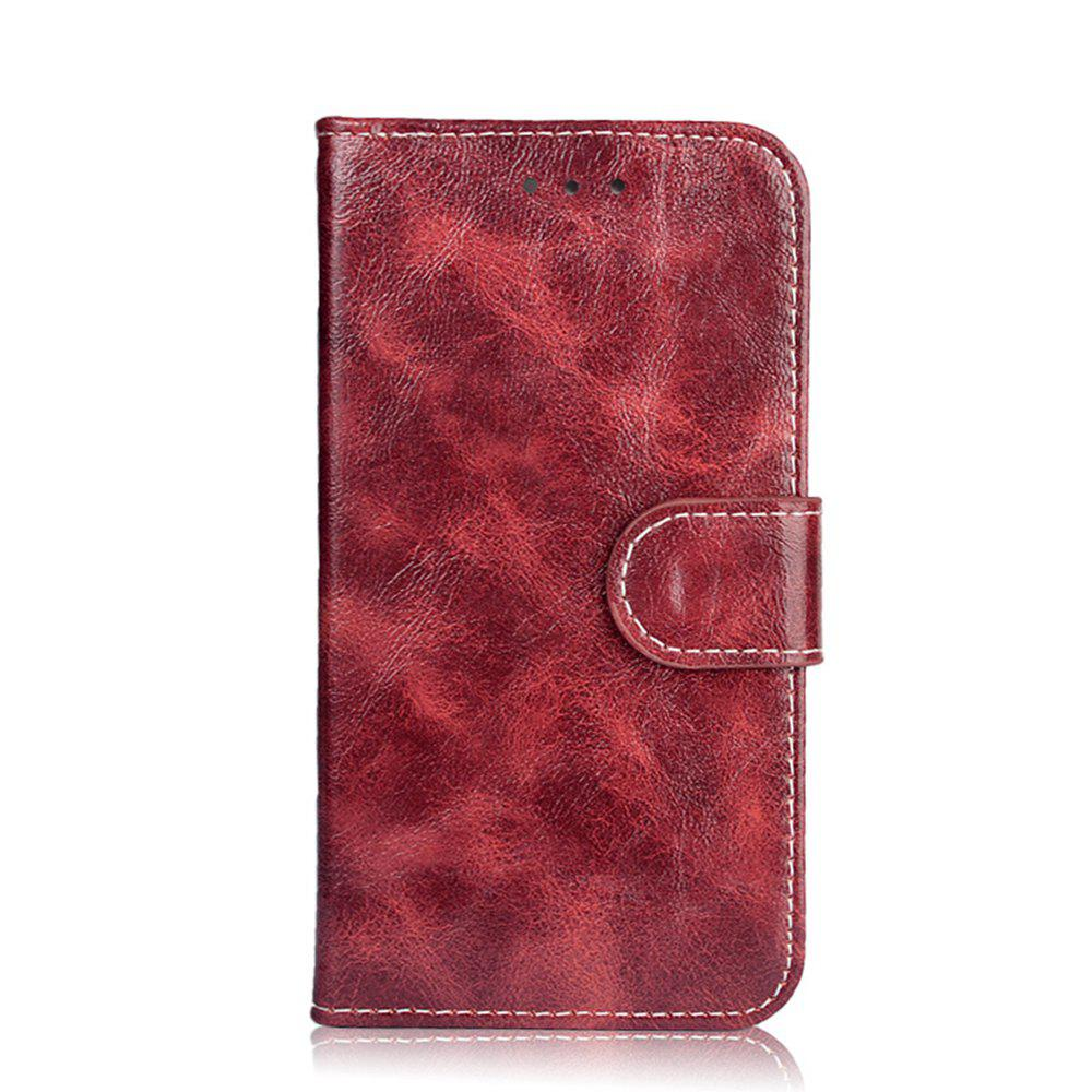 Shop Leather Case for Xiaomi Redmi 4A Flip Cover for Xiaomi Redmi 4A 5.0 inch Wallet Magnetic Protective Phone Bags