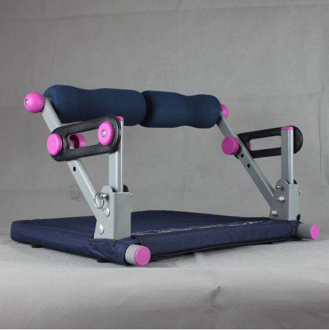 Sale Folable abdominal trainer Abs Machine Deep blue