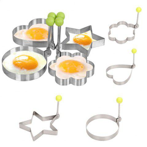 Shop Stainless Steel Fried Egg Shaper Pancake Mould Mold Kitchen Cooking Tools
