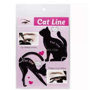 New Cat Line Eye Makeup Eyeliner Stencils -