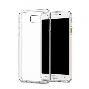 High Quality Ultrathin Shock-absorption Bumper Tpu Clear Case for Samsung J7 Prime -