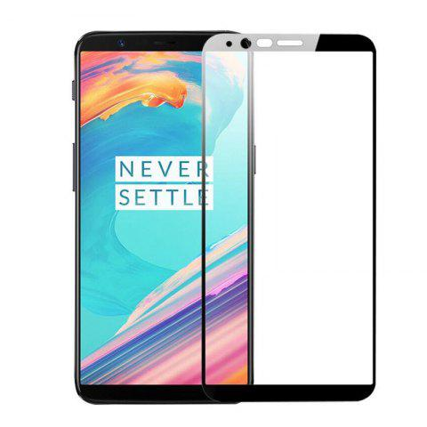 Hot Full Coverage Curved Tempered Glass Screen Protector Film for OnePlus 5T