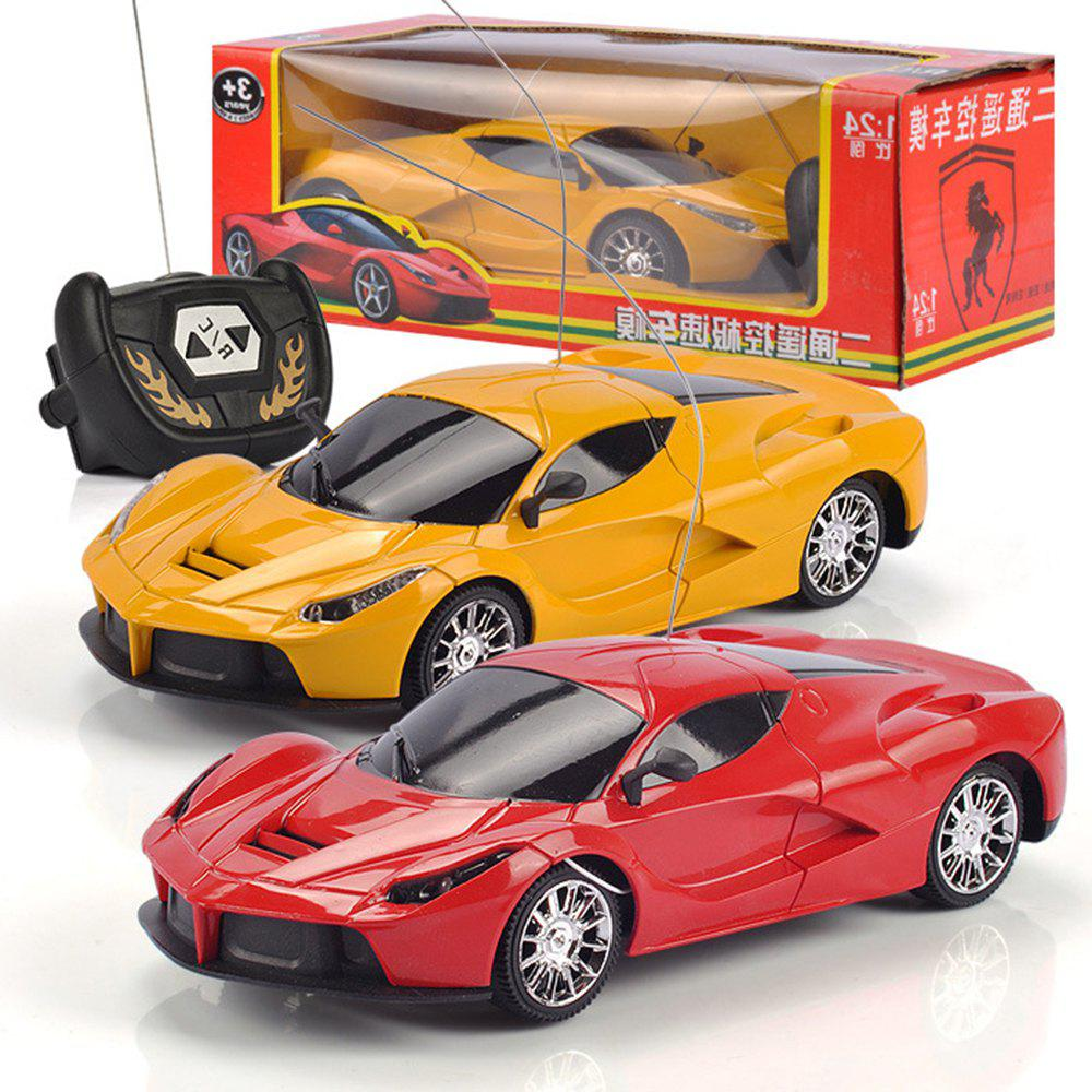 Discount 1:24 Scale Children Remote Control Toys Model Wireless RC Car