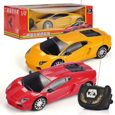 Outfits Manufacturers Selling Two-way Remote Control Car Share not Bag Wholesale Children Electric Remote Control Toy Car Model