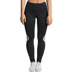Women'S Sport Hollow Out Yoga Underpant -