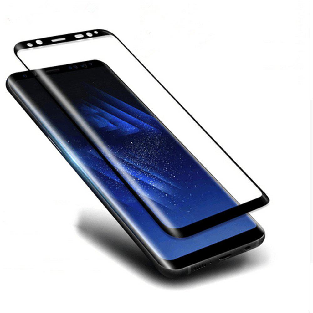 3D Curved Full Cover Tempered Glass Protective Film for Samsung Galaxy S8 245826401