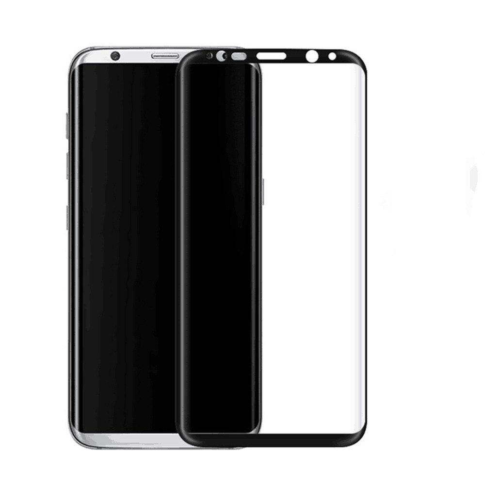 High Definition 3D Curved Full Cover Tempered Glass Protective Film for Samsung Galaxy S8 Plus 245826301