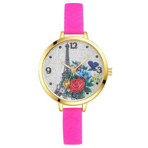 Hot GAIETY G279 Ladies Fashion Silicone Watch