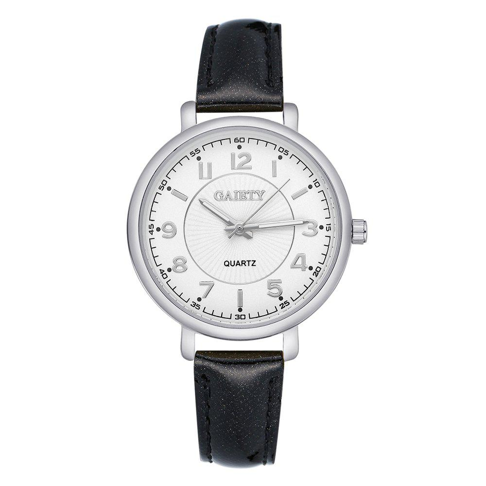 New GAIETY G143 Ladies Fashion PU Leather Wrist Watch